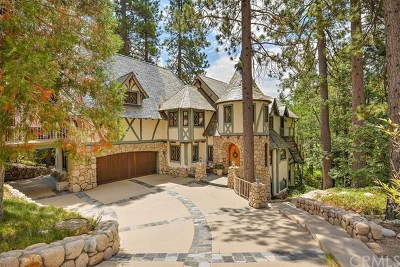 Lake Arrowhead Single Family Home For Sale: 747 Brentwood Drive