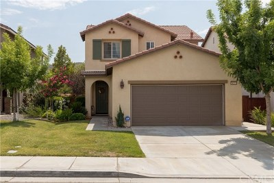 Beaumont Single Family Home For Sale: 34215 Crenshaw Street