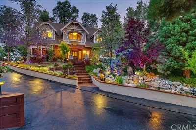 Lake Arrowhead Single Family Home For Sale: 887 Wild Rose Circle