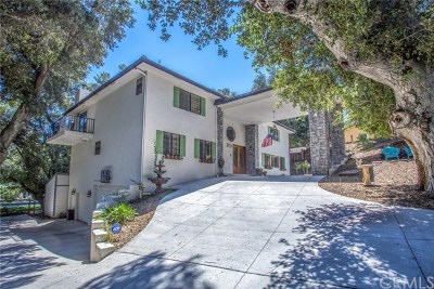 Yucaipa Single Family Home For Sale: 13559 Oak Mountain Drive