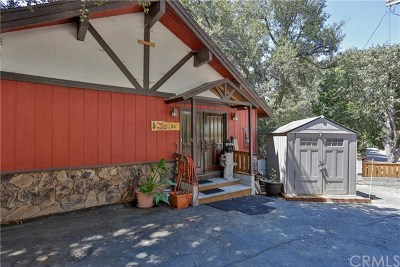 Crestline Single Family Home For Sale: 455 Wylerhorn Drive