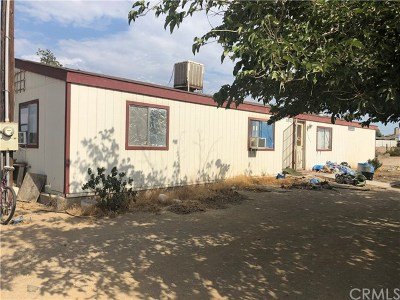 Victorville Single Family Home For Sale: 11973 Daisy Road
