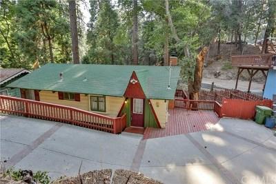 Crestline Single Family Home For Sale: 227 Erlach Drive