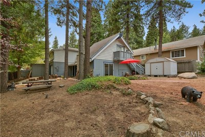 Crestline Single Family Home For Sale: 130 Cedar Lane Road