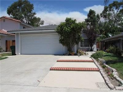 Mission Viejo Single Family Home For Sale: 28431 Lorente