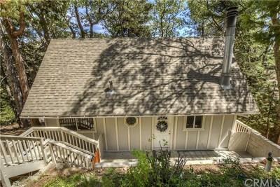 Lake Arrowhead Single Family Home For Sale: 26611 Thunderbird Drive