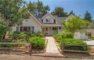 Lake Arrowhead Single Family Home For Sale: 27535 St Bernard Lane