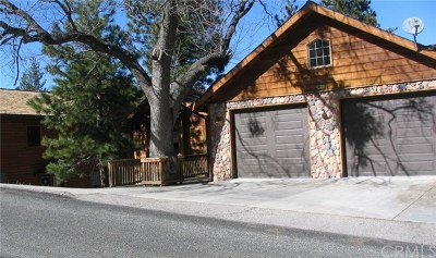 Running Springs Area Single Family Home For Sale: 30190 Magic Drive