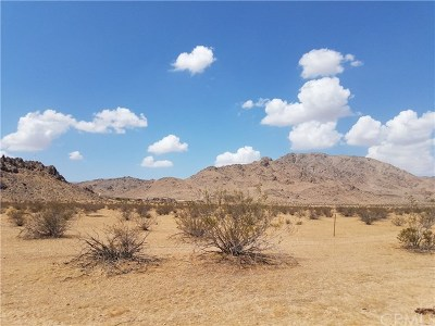 Lucerne Valley Residential Lots & Land For Sale: Ridgetop Road