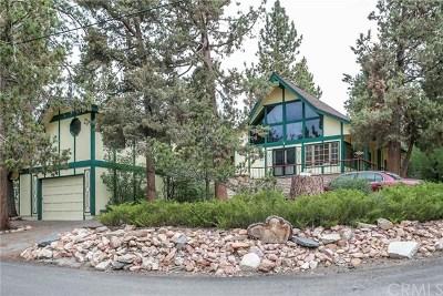 Big Bear Single Family Home For Sale: 721 Bear Mountain Road