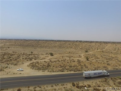 San Bernardino County Residential Lots & Land For Sale: State Hwy 395