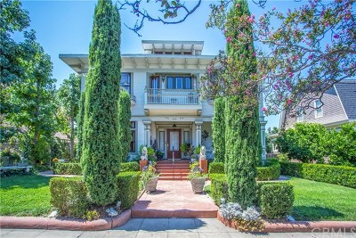 Redlands Multi Family Home For Sale: 552 Cajon Street