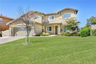 Riverside Rental For Rent: 16797 Spring Canyon Place