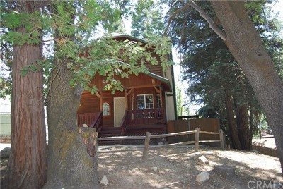 Running Springs Area Single Family Home For Sale: 31909 Lookout Lane