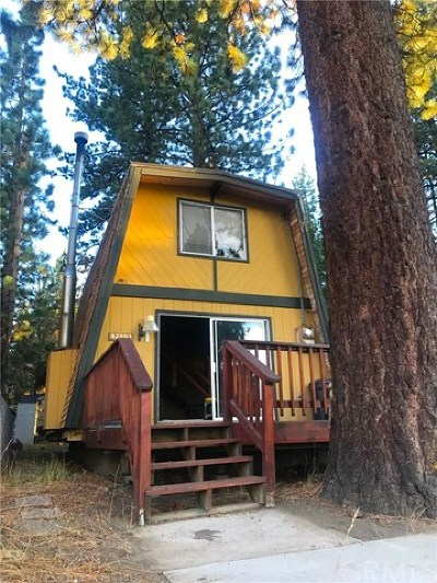 Big Bear Single Family Home For Sale: 42683 Falcon Avenue