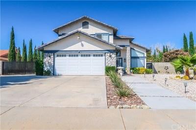 Hesperia Single Family Home For Sale: 7088 Arbor Court
