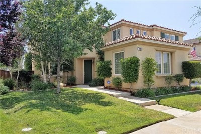 Beaumont Single Family Home For Sale: 36309 Bay Hill Drive