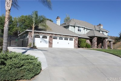 Yucaipa Single Family Home For Sale: 12933 Elm Crest Court