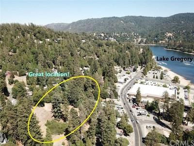 Arrowbear, Big Bear, Blue Jay, Cedar Glen, Cedarpines Park, Crestline, Lake Arrowhead, Running Springs Area, Rimforest, Twin Peaks, Wrightwood Residential Lots & Land For Sale: Zurich Drive