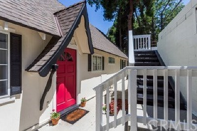 Lake Arrowhead Single Family Home For Sale: 126 State Highway 173