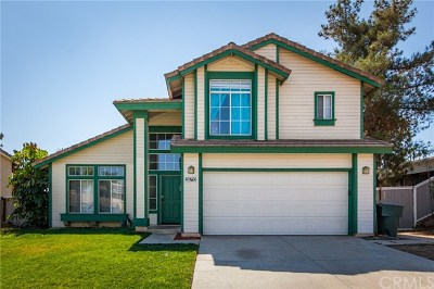 Corona Single Family Home For Sale: 26710 Dry Falls Drive