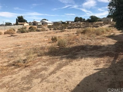 Victorville Residential Lots & Land For Sale: Manning Street