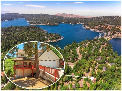 Lake Arrowhead Single Family Home For Sale: 391 Emerald Drive