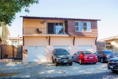 Harbor City Multi Family Home For Sale: 1083 252nd Street