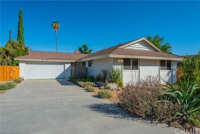 Redlands Single Family Home For Sale: 1224 Laurel Avenue