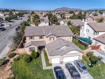 Moreno Valley Single Family Home For Sale: 12685 Barbazon Drive