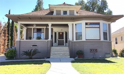 Colton Multi Family Home For Sale: 148 W E Street