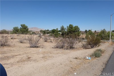 Victorville Residential Lots & Land For Sale: Tawny Ridge