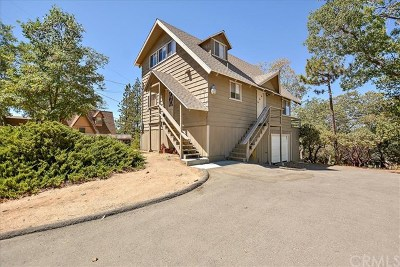 Lake Arrowhead Single Family Home For Sale: 1443 Golden Rule Lane