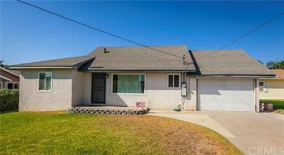 Yucaipa Single Family Home For Sale: 33784 Eureka Street