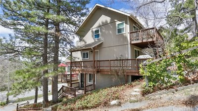 Lake Arrowhead Single Family Home For Sale: 28674 Zion Drive