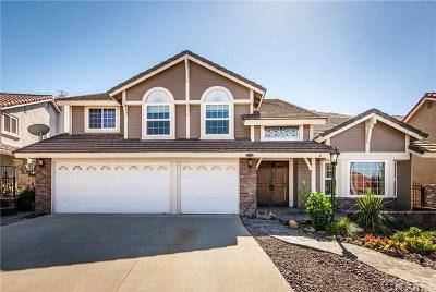Riverside Single Family Home For Sale: 16633 Lake Knoll