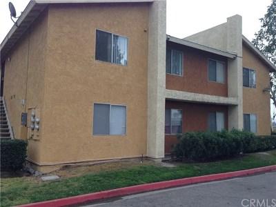 San Bernardino Condo/Townhouse For Sale: 1025 N Tippecanoe Avenue #214