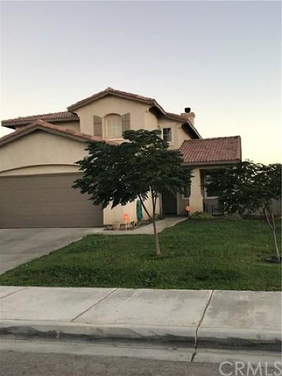 Adelanto Single Family Home For Sale: 11793 Wallflower Court