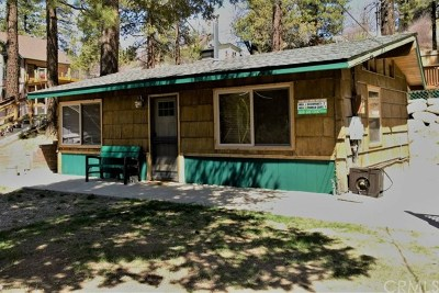 Blue Jay, Cedarpines Park, Crestline, Lake Arrowhead, Running Springs Area, Twin Peaks, Big Bear, Arrowbear, Cedar Glen, Rimforest Single Family Home For Sale: 42584 Cougar Road