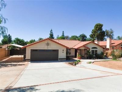 Yucaipa Single Family Home For Sale: 12474 Douglas Street