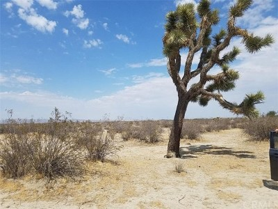 Phelan Residential Lots & Land For Sale: Mojave Rd