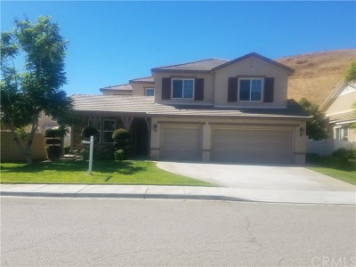 San Bernardino Single Family Home For Sale: 1125 Shady Creek