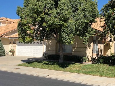 Banning Single Family Home For Sale: 1486 Birdie Drive