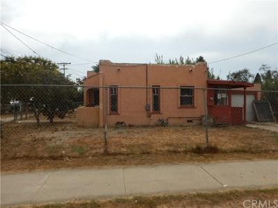 Chula Vista Single Family Home For Sale: 102 5th Avenue