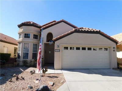 Apple Valley Single Family Home For Sale: 19189 Pine Way