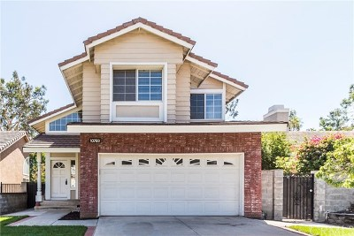 Rancho Cucamonga Single Family Home For Sale: 10769 Zinfandel Street