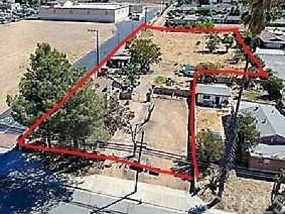 San Bernardino County Residential Lots & Land For Sale: 12201 Michigan Street