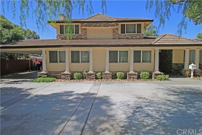 San Bernardino Single Family Home For Sale: 3110 Valencia Avenue