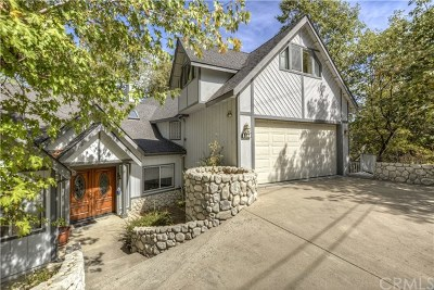 Lake Arrowhead Single Family Home For Sale: 877 Talisman Lane