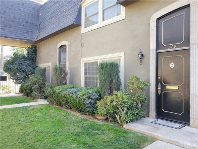 Redlands Condo/Townhouse For Sale: 119 E Cypress Avenue